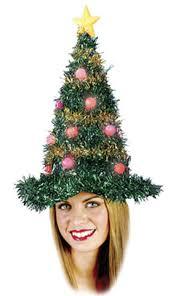 christmas tree hat christmas tree hat hats