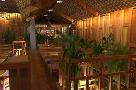 acelya turkan interior design restaurant london yum yum thai