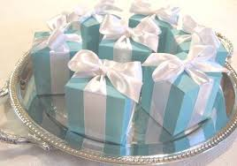 quinceanera favors astounding ideas quinceanera party favors many box simple white blue