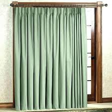 Patio Door Thermal Blackout Curtain Panel Door Blackout Curtains Patio Door Curtains Grommet Top Patio Door
