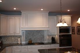 How To Paint And Glaze Kitchen Cabinets Painted Glazed Kitchen Cabinets White Glazed Cabinet Doors Black