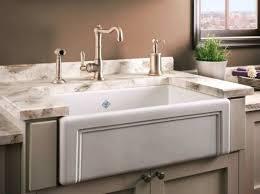 white kitchen sink 9 best kitchen sink materials simple kitchen sink porcelain home