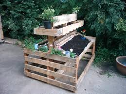Pallets Garden Ideas 43 Gorgeous Diy Pallet Garden Ideas To Upcycle Your Wooden Pallets