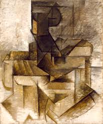 Picasso Still Life With Chair Caning 1912 Different Facets Of Analytic Cubism Nonsite Org