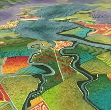 san francisco map quilt 72 best textile maps images on map quilt
