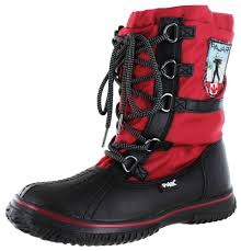 womens winter boots in canada pajar grip low s boots waterproof ebay