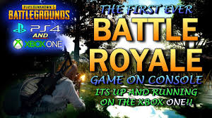 player unknown battlegrounds xbox one x review playerunknowns battlegrounds coming to ps4 xbox 1 console