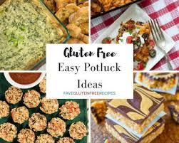 40 easy gluten free potluck ideas faveglutenfreerecipes com