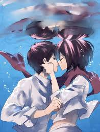 anime action romance underwater action 3 follow us for more anime romance anime