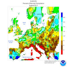France On Europe Map by Climate Prediction Center Monitoring And Data Regional Climate