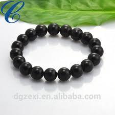 bead bracelet mens images Accept customized logo plastic bracelet mens bead bracelets china jpg