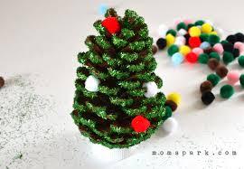pine cone ornaments spark