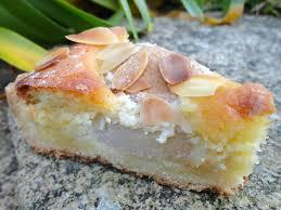 la cuisine d amandine tarte amandine aux poires la cuisine de