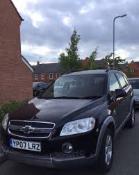 chevrolet captiva 2 0 vcdi lt 4wd 5dr manual 7 seats in corby