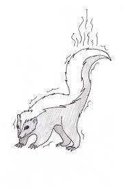 skunk coloring pages exprimartdesign com