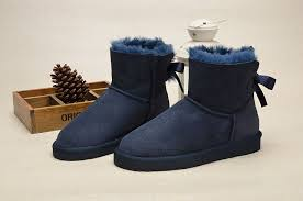 ugg boots sale bailey bow ugg mini bailey bow boots 1005062 navy ugg special