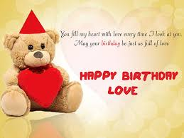 romantic birthday wishes for girlfriend and quotes for boyfriend