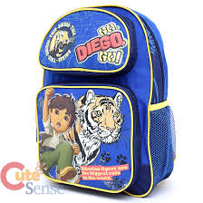 diego tiger backpack 14
