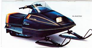 polaris snowmobile classic snowmobiles of the past april 2014