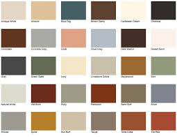 Stain Color Chart Concrete Coating Color Chart Concrete Coatings U2013 Chattanooga Huntsville U0026 Nashville Power