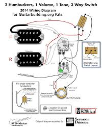 seymour duncan p at humbucker pickup wiring diagram gooddy org