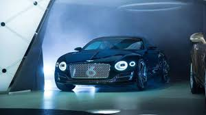 bentley exp price bentley hints exp 10 speed 6 concept will spawn two seater sports car
