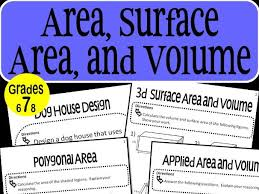 secondary 3d volume surface area density resources