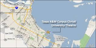 tamucc map visit us a m corpus christi