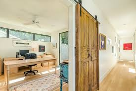 Barrister Bookcase Door Slides Seattle Barn Doors Sliding Home Theater Eclectic With Slide