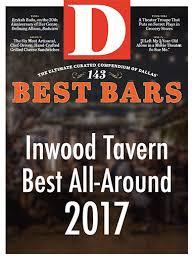 Top Bars Dallas Inwood Tavern