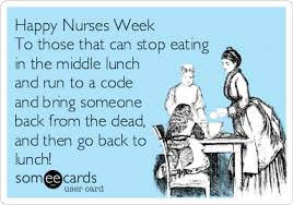 National Nurses Week Meme - musings from an er nurse and mom