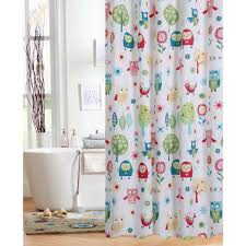 Transparent Shower Curtain Bathroom Wonderful Octopus Shower Curtain Childrens Shower