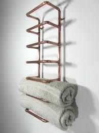 Towel Storage For Bathroom by Best 25 Free Standing Towel Rack Ideas On Pinterest Blanket