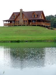 grandfield plan custom log homes timber frame and log cabins