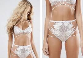 Lingerie For Brides Beautiful Bridal Lingerie 2017 6 And Romantic Wedding
