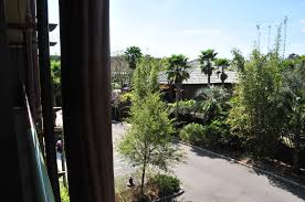 view of disney u0027s animal kingdom lodge kidani village