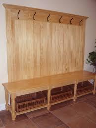 entryway storage bench with coat rack large u2014 stabbedinback foyer