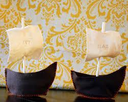 felt thanksgiving crafts tutorial felt mayflower centerpieces icandy handmade