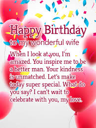 birthday balloon cards for wife birthday u0026 greeting cards by