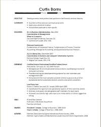 resume sles with no work experience exle of a resume with no work experience