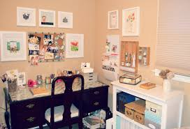 awesome pink salmon colored office wall filled with neat arrangement of wall organizer system for home office such as white children paintings jpg