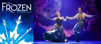 disney s frozen the broadway musical st theater new york
