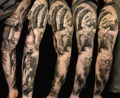 vicious circle tattoo tattoo life map