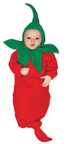 newborn costumes infant chili pepper costume kids costumes
