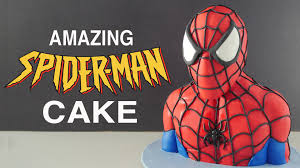 Amazing 3d Spiderman Cake How To Cook That Ann Reardon Homecoming