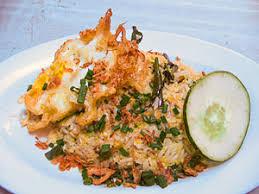 membuat nasi goreng cur telur nasi goreng kung wikivisually
