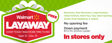 layaway policies for thanksgiving and black friday 2014