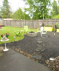 Stone Patio Diy by Unique Crushed Stone Patio The Latest Home Decor Ideas