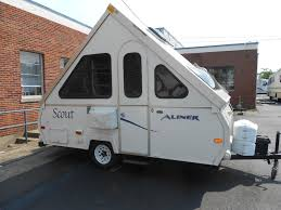 Aliner Floor Plans by 2008 Columbia Northwest Aliner Scout Folding Camper Lexington Ky