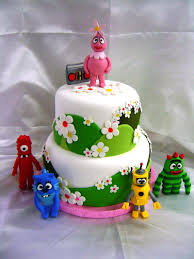 yo gabba gabba birthday cakes supplies ideas u2014 wow pictures
